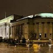 St Georges Hall Liverpool Poster