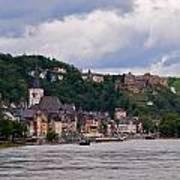 St Goar Am Rhein Poster