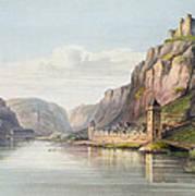 St. Goarshausen, St. Goar Poster