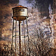 St. Jacob Water Tower 2 Poster