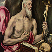 St Jerome Poster