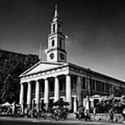 st johns church waterloo London England UK Poster