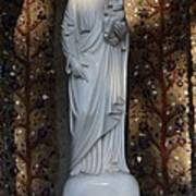 St. Joseph With Baby Jesus Poster