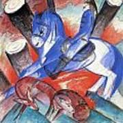 St Julian 1913 Poster