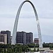 St Louis Arch Poster
