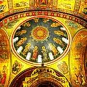 St. Louis Cathedral Dome 2 Poster