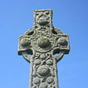St. Martin's Cross Close Up Poster