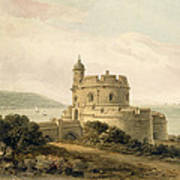St Mawes Castle Poster