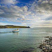 St Mawes Ferry Duchess Of Cornwall Poster