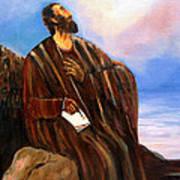 St Mezrop-masdotz Poster
