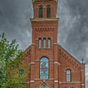 St Micheals Church Poster