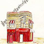St. Nick's Jazz Pub Poster