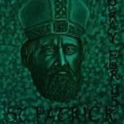 St Patrick Poster