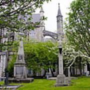 St Patricks Cathedral - Dublin Ireland Poster
