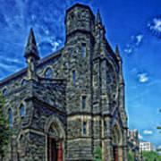 St Patrick's Church Poster