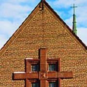 St Patricks Church Poster