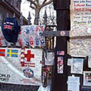 St. Paul's Chapel Memorial 9-11 Poster