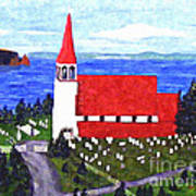 St. Philip's Church Poster