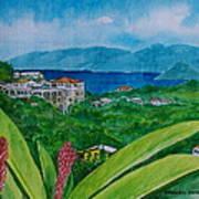 St. Thomas Virgin Islands Poster