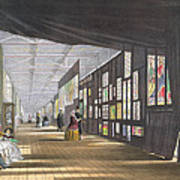 Stained Glass Gallery, From Dickinsons Poster