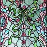 Stained Glass Window -2 Poster