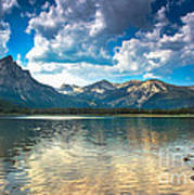 Stanley Lake Poster