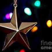 Star Ornament Poster