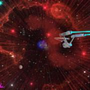 Star Trek - Punch It  Poster