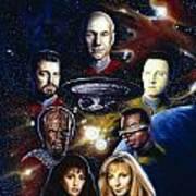 Star Trek Tng Poster