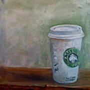 Starbucks Coffee Poster