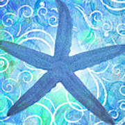 Starfish By Jan Marvin Poster