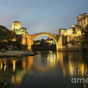 Stari Most By Night  Poster