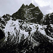Stark Himalayas Poster