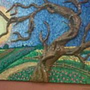 Stark Tree. Poster by Geetanjali Kapoor