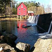 Starr's Mill In Senioa Georgia 2 Poster