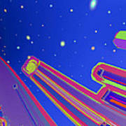 Starscrapers Poster