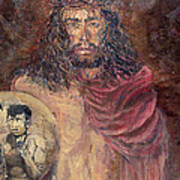 Station I Jesus Is Condemned To Death Poster