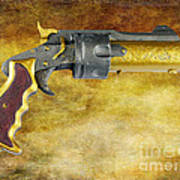 Steampunk - Gun - The Hand Cannon Poster by Paul Ward