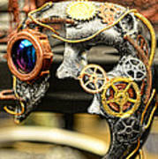 Steampunk - The Mask Poster