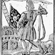 Stede Bonnet (c1688-1718) Poster