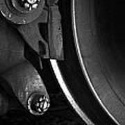 Steel Wheel I Poster