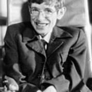 Stephen Hawking Poster