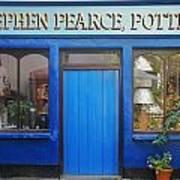 Stephen Pearce Pottery Shanagarry Ireland Poster