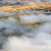 Steptoe Fog Clearing Poster