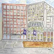 Nyu Stern School Of Business Poster