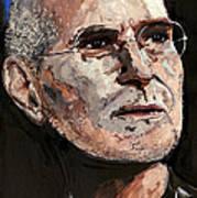 Steven Paul Jobs Poster
