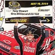 Stewart All Star Winner  Poster