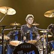 Stewart Copeland Of The Police Poster