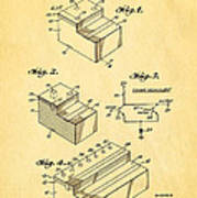 Stewart Integrated Circuit Patent Art 1964 Poster