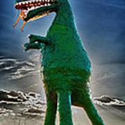 Stewarts Fossils Poster